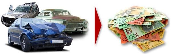 cash for used car removals Brisbane