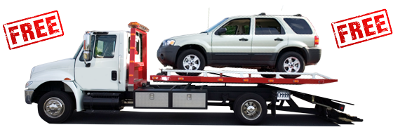 free used car removals